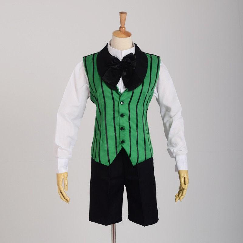 Alois Trancy Uniform