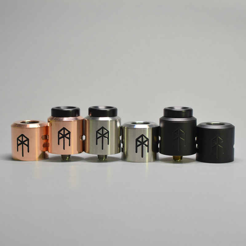 2019 old friend vape terk v2 rda terkv2 24mm 25mm rebuildable atomizer VS Goon rda apocalypse kennedy rda