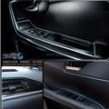 Car styling molduras interiores pegatinas de coches para audi a5 ford fiesta peugeot 207 alfa romeo 147 citroen c5 mitsubishi asx accesorios
