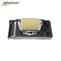 Jetvinner DX5 Print Head F187000 Water base Printhead for EPSON 9880 7880 4880 for MUTOH RJ900 1604 1614 Printer