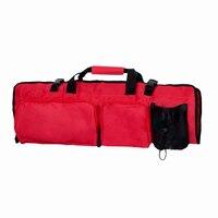 MY DAYS Black Red Purple Full Zipper Multifunction Yoga Mat Bag Multi Pockets Compartment For Yoga