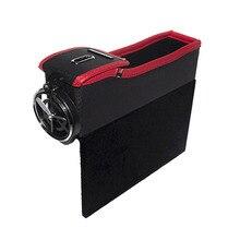 Dewtreetali автокресло щелевая коробка для хранения зерна организатор Gap разрез наполнитель бумажник телефон монеты Сигареты карман аксессуары