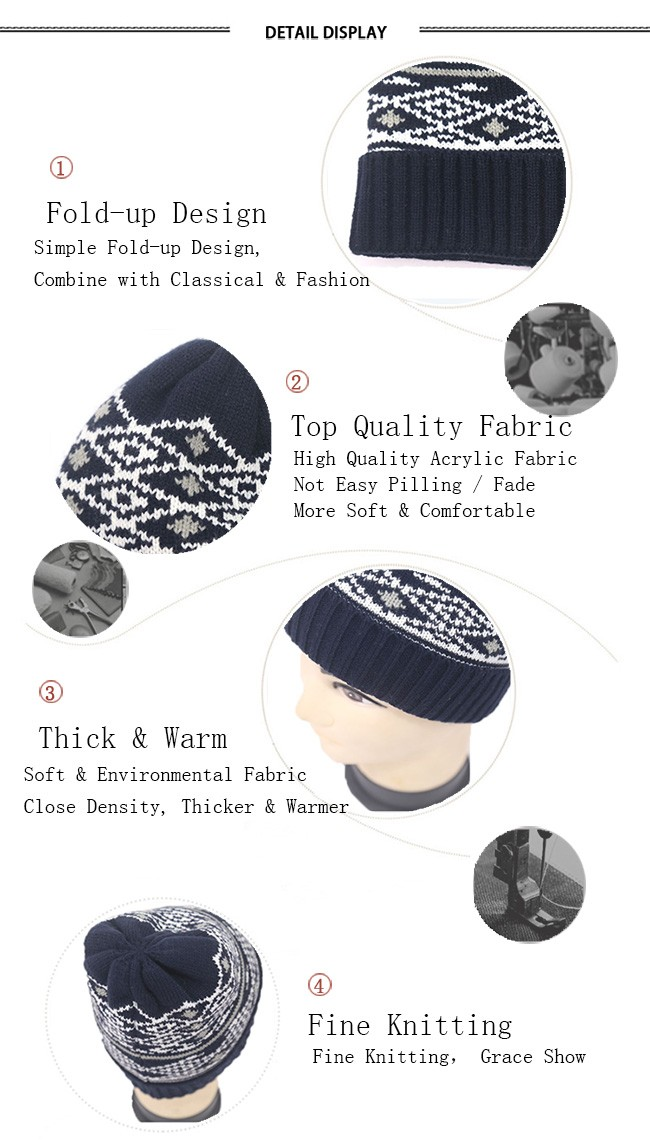 fashion beanie hat skully (4)