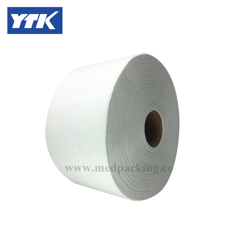 Tea Bag Filter Paper Roll Grind