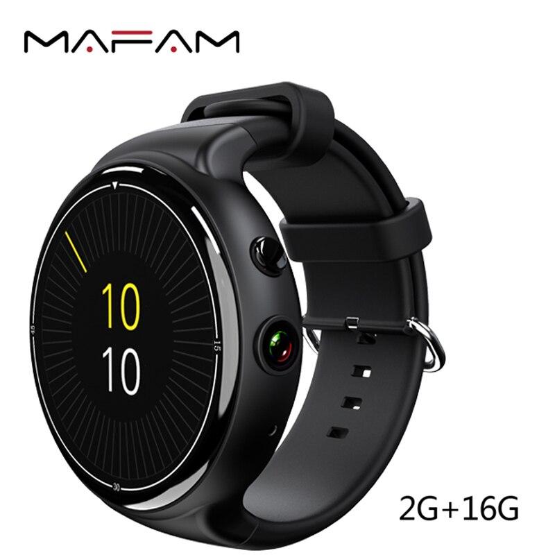 MAFAM 3g Фитнес Smart Браслет телефон 2 ГБ 16 ГБ 5MP Камера голос Шагомер монитор сердечного ритма I4 air Smart Band