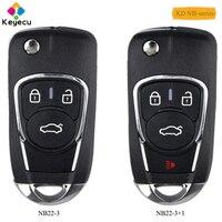 KEYECU Universal NB Series Remote NB22 3 NB22 3+1 for KD900 KD900+ URG200  KEYDIY Multi functional Universal KD Remote Car Key|Car Key| |  -