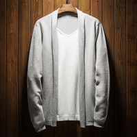 MRMT 2018 Brand autumn winters Men's sweaters Fake two pieces fashion For Male V collar sweater