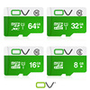 OV Smart card memory card 64GB 32GB 16GB 8GB micro sd card class10 UHS-1 flash card for mobile phone and smart drivce