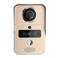 Safurance Wireless Smart Visual Video WIFI Camera Intercom Door Bell Phone Night Security Home Safety RFID