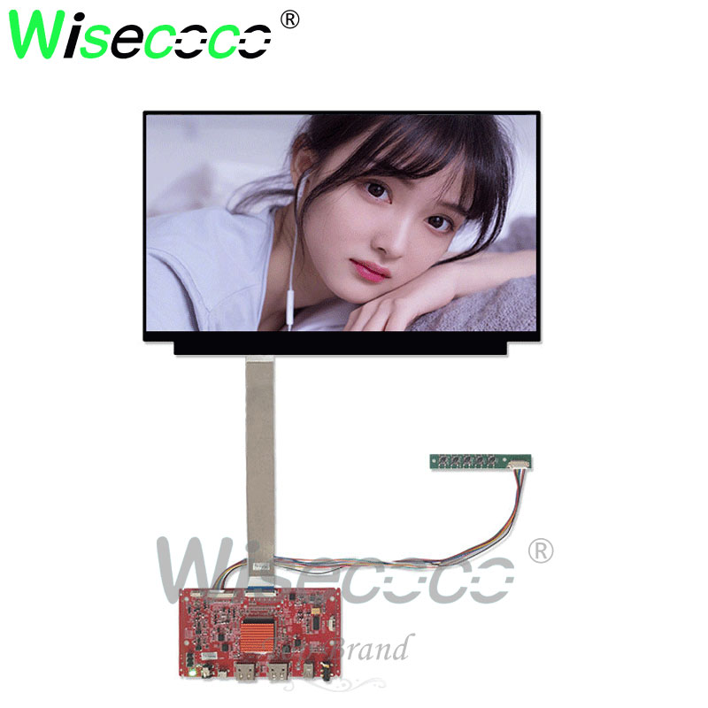 13.3 inch 4K LCD creen eDP Connector 2 HDMI LCD Controller Board LP133UD1-SPA1 3840x2160 Backlight WLED IPS LCD Display