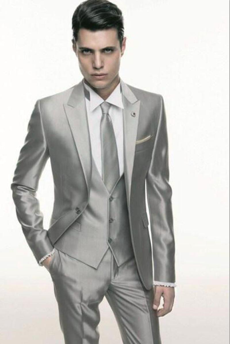 Silver-Grey-Satin-wedding-Men-Suit-2017-Formal-Skinny-Stylish-Male-Blazer-Party-Custom-Tuxedo-3