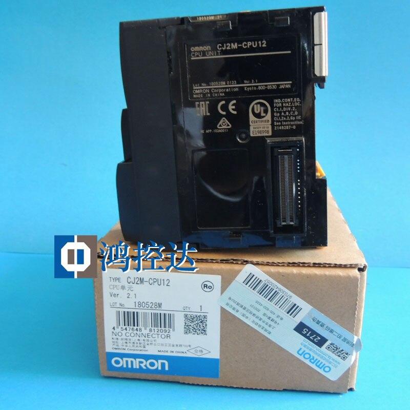 New original Omron PLC programmable controller CJ2M-CPU12New original Omron PLC programmable controller CJ2M-CPU12