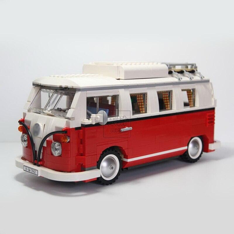 Lepin-Technic-21001-Volkswagen-T1-Camper-21003-Beetle-21002-Cooper-Car-Building-Blocks-Bricks-Toys-10220 (3)