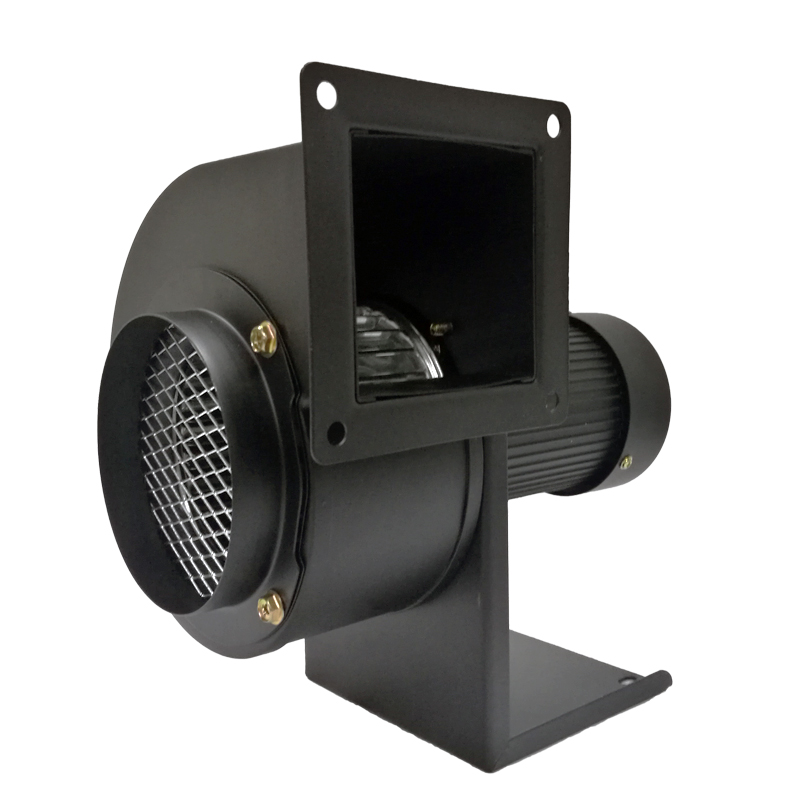 CY125H centrifugal blower fans High temperature resistant boiler fan <font><b>200W</b></font> <font><b>220V</b></font> sirocco fan with copper wire <font><b>motor</b></font> image