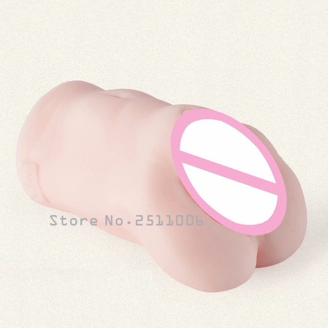 Japan NPG Xiaoyu Zhang AV Actress Dual Layer Reusable,Silicone Realistic Vagina Pocket Pussy Male Masturbator Sex Toy for Men 6