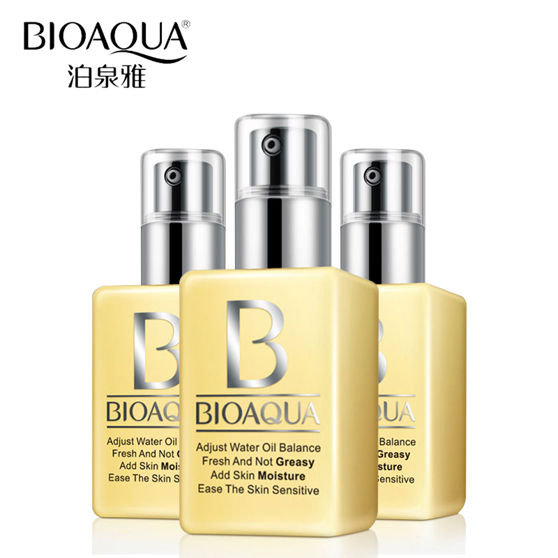 BIOAQUA Brand Face Skin Care Nourishing Moisturizing Cream Anti-wrinkle Whitening Oil-control Exfoliator Shrink Pores 120ml skin care laikou collagen emulsion whitening oil control shrink pores moisturizing anti wrinkle beauty face care lotion cream