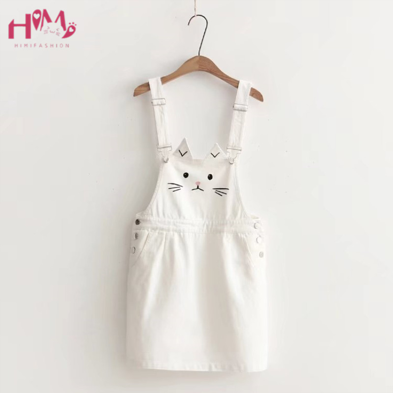 40e8ecb4ca Buy cat overall dress and get free shipping on AliExpress.com