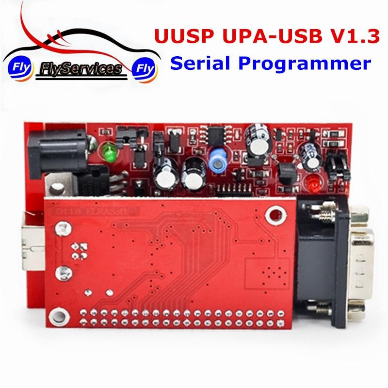 Новое поступление УПА USB программист V1.3 версия с серийным номером 050d5a5b УПА USB Serial Программист упа-usb программист Быстрая доставка
