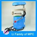 Dental lamination machine vacuum forming machine, dental material sheet die, die machine laminated piece with ball