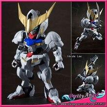 המקורי Bandai NXEDGE סגנון [MS יחידה] החליפה הנייד: ברזל בדם יתומים פעולה איור-Gundam Barbatos