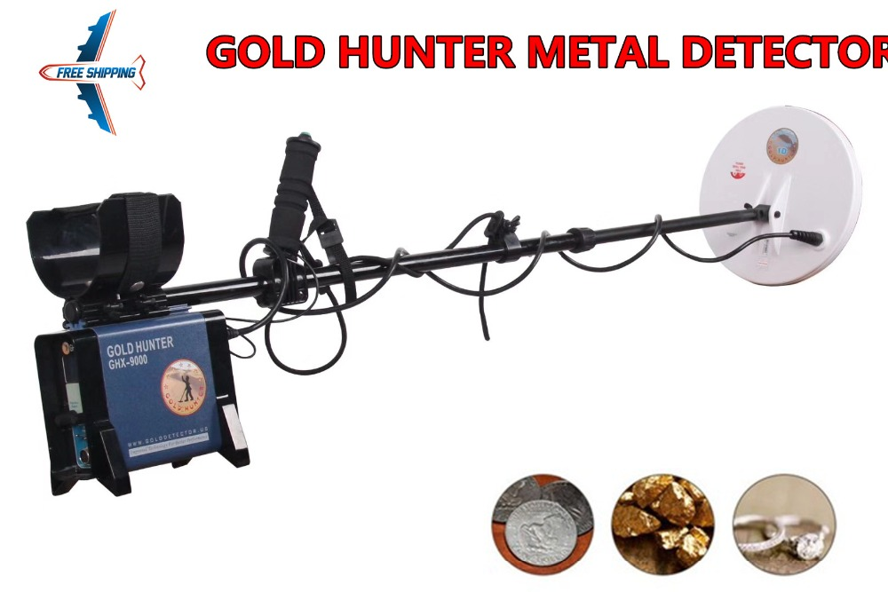 GHX9000 High performance underground metal detector ...