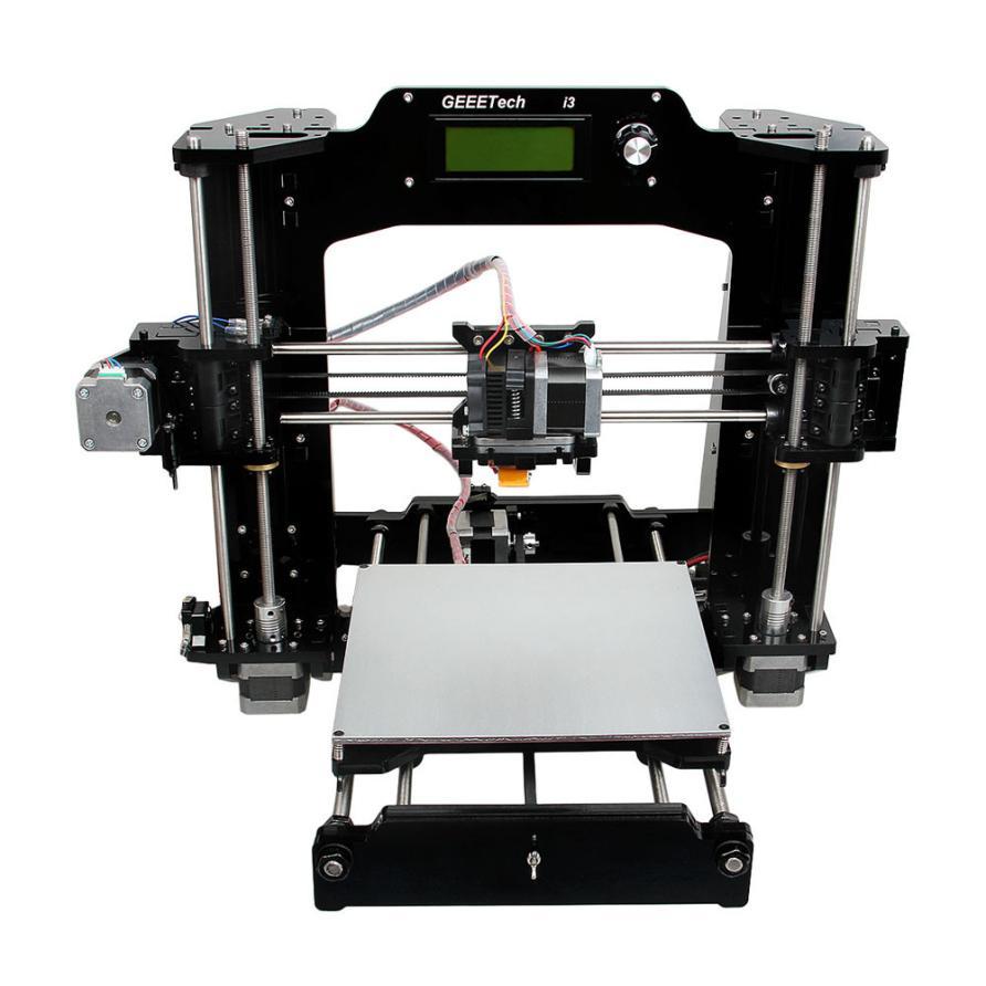Auténtico Completa Acrílico Profesional KIT Sin Montar Apr23 Prusa I3 Pro print