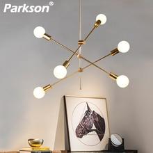 modern pendant lights nordic hanging lamp e27 110V 220v lamparas de techo colgante moderna loft decor hang celing