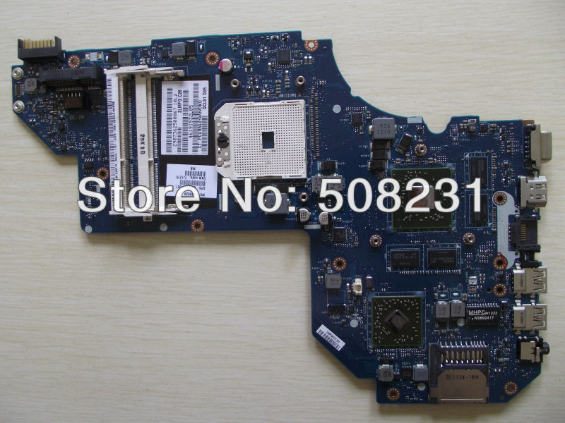 ФОТО Wholesale 687229-001 LA-8712P for HP Pavilion M6  M6-1000 Motherboard ,100% Tested and guaranteed in good working condition!!