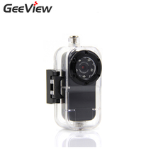 10 pcs mini action camera Night Vision Waterproof 1080P HD Action Camera mini camcorder+memory card