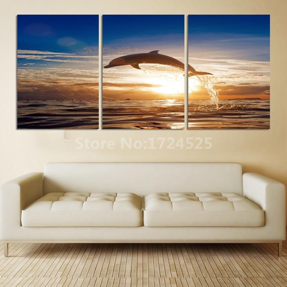 ღ Ƹ̵̡Ӝ̵̨̄Ʒ ღ3 unidades delfín y blanco Cisne animal pintura ...