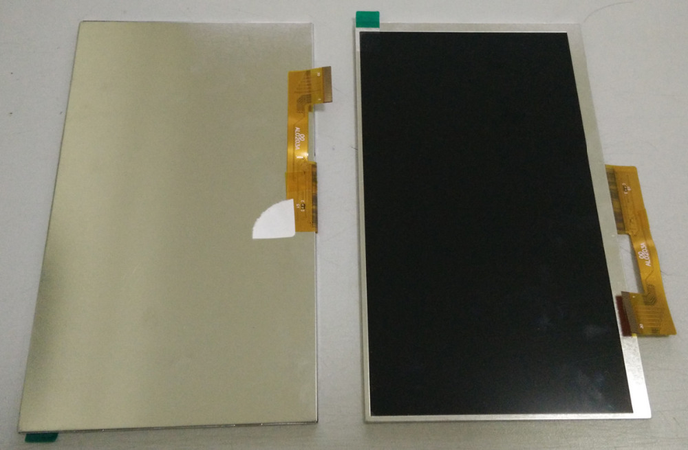 FY07024DI26A30 New LCD Display 7 inch FY07024DI26A30-1-FPC1_A Tablet 30Pins 163*97mm LCD Screen Matrix  Panel Free Shipping цена