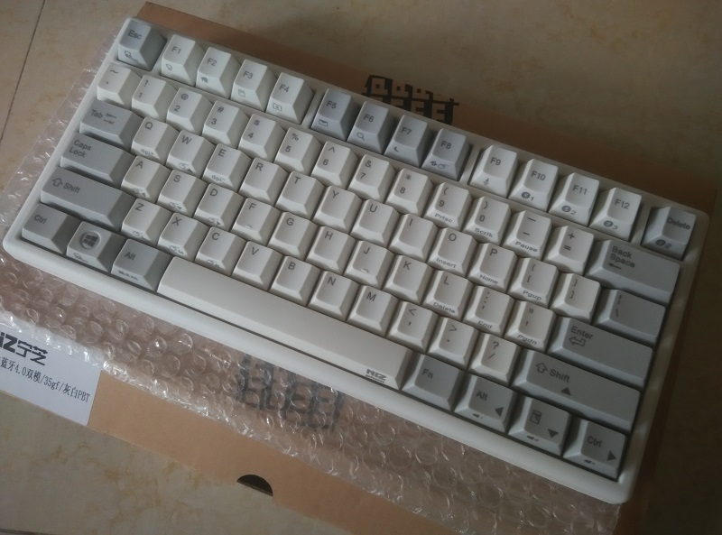 Plum nano75 electrostático capacitivo mecánico teclado bluetooth NIZ nano 75 mini BT 84 87 EC teclado para juegos inalámbrico