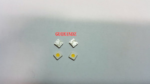 Image 1 - Retroiluminación LED de alta potencia para TV, 1W, 3V, 3537, 3535, blanco frío, para SAMSUNG