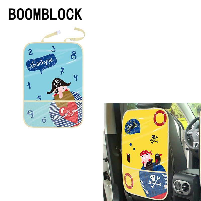 Children Kick Mat Seat Back Protector Cover Waterproof For Kia Ceed Suzuki Grand Vitara Citroen Xsara Picasso Subaru Saab Lada