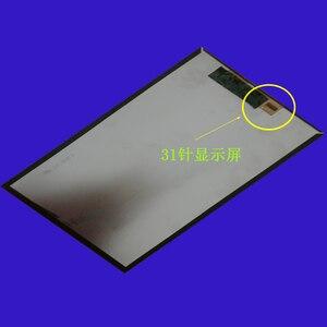 10,1-дюймовый ЖК-дисплей Матрица для Tesla Impulse 10,1 3G s41103G + s4l103G + планшет внутренний ЖК-экран Объектив модуль стекло