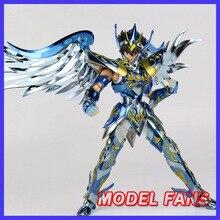 Модель фанатов в наличии GreatToys отличные игрушки EX bronze Saint Pegasus Seiya V4 god cloth 10 й юбилей Миф Ткань Фигурка