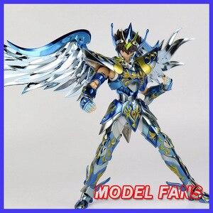 Image 1 - แฟนรุ่น INSTOCK GreatToys ของเล่นที่ยอดเยี่ยม EX bronze Saint Pegasus Seiya V4 พระเจ้าผ้า 10th anniversary ตำนานผ้า Action Figure