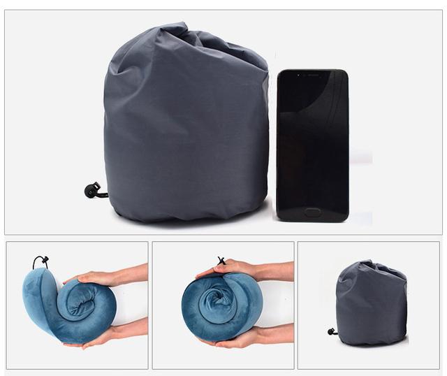 Travel Memory Foam Pillow