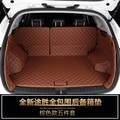car trunk mat case pad for Hyundai ix30 ix35 Sonata ELANTRA Terracan Tucson Accent SantaFe coupe XG Trajet Matrix EQUUS Veracruz