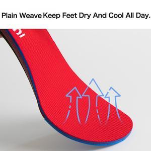 Image 2 - 3ANGNI Orthotic Arch Support Shoe Insert Orthopedic Mild/Moderate Flat Feet insole Heel Pain Plantar Fasciitis Men Woman