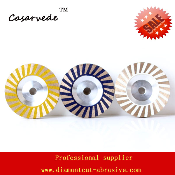 ФОТО DC-ACW100 D100mm (4 inch) resin filled aluminum diamond grinding wheels for grinding stone