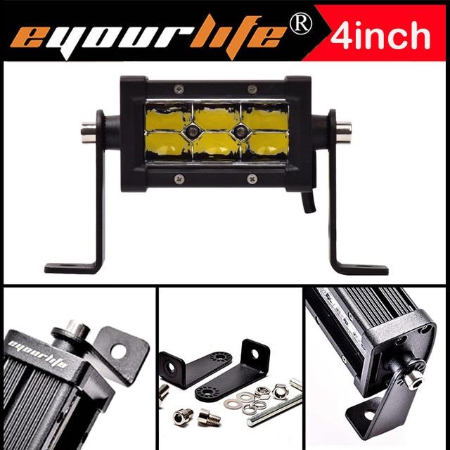 Aliexpress.com : Buy Eyourlife 15W led bar 4 inch led bar work ...