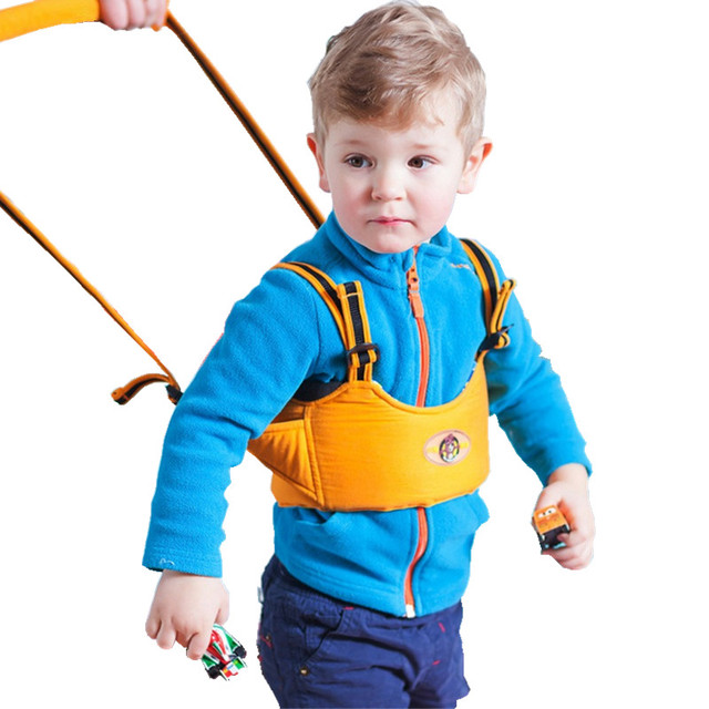 Kids Keeper Baby Walker Infant Toddler Leash Backpack Walking Baby Belt Child Safety Harness Leash Learn Walking Assistant Rein