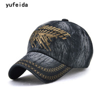 YUFEIDA Fashion Summer Baseball Caps Men Women Snapback Cotton Casual Rock Novelty Hip Hop Hat Sports