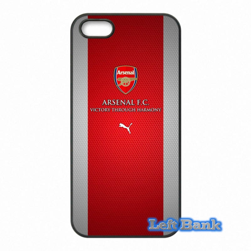 outlet store 5329c 7448c US $4.99 |ARSENAL FC FOOTBALL CLUB Phone Cases Cover For Apple iPhone 4 4S  5 5S 5C SE 6 6S 7 Plus 4.7 5.5 iPod Touch 4 5 6-in Half-wrapped Case from  ...