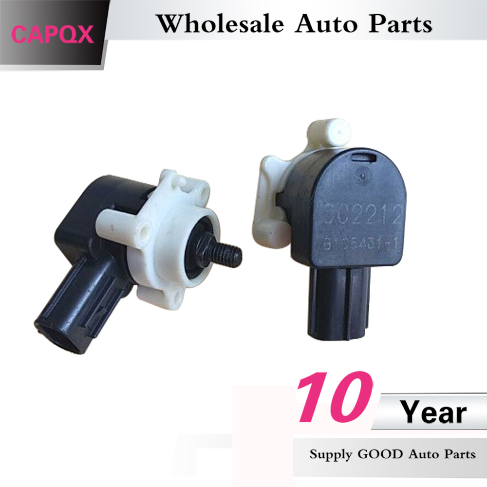 CAPQX High Quality Auto Rear Suspention Height Sensor 8651A065 For Mitsubishi Pajero Montero 4 IV 2007-2016
