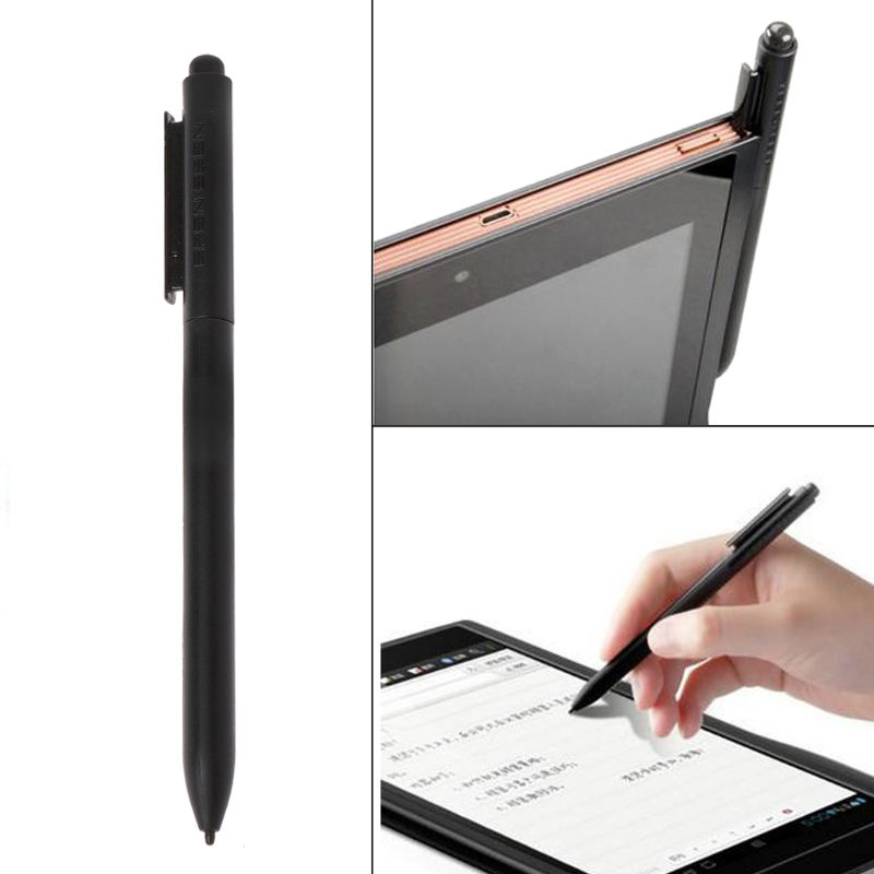 Electromagnetic Pressure Sensitive Stylus Pen With Button Eraser For Tablet PC