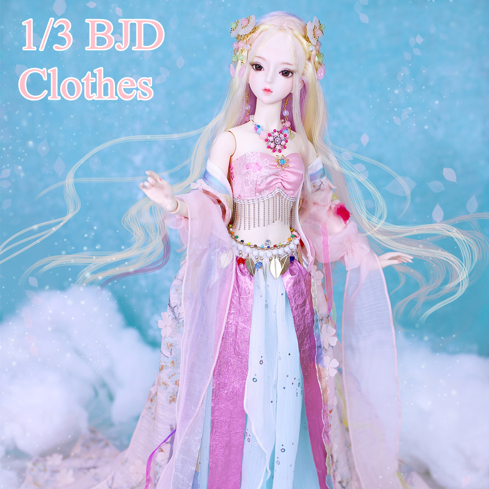 1 3 BJD Doll Dress 62cm SD doll clothes New exquisite handmade high quality toy gift