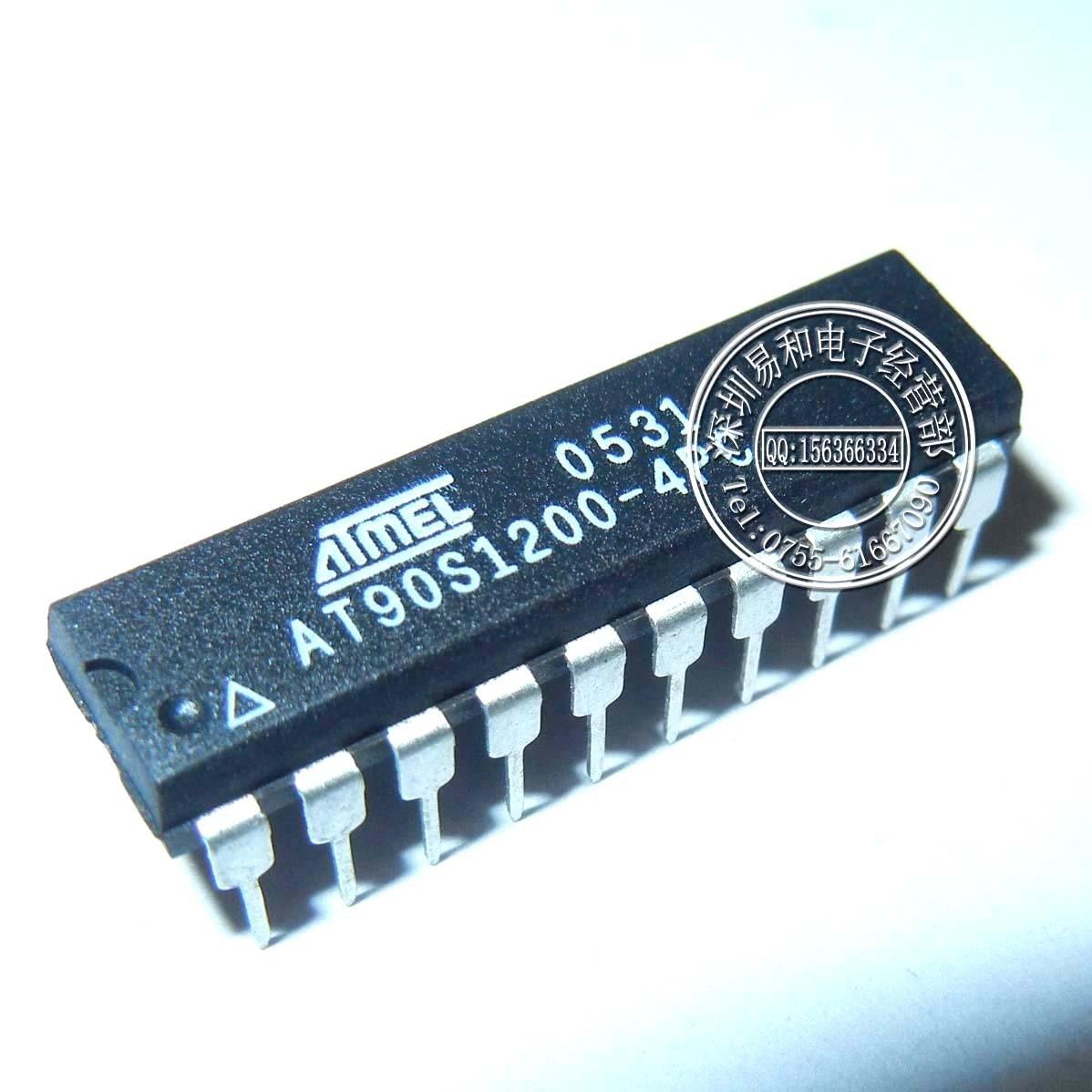 Цена AT90S1200-4PC