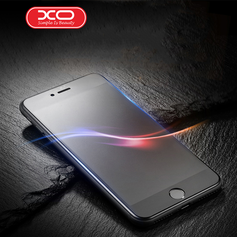 XO Matte Tempered Glass Curved Frosted For iPhone 8 plus 7plus Anti-Fingerprint Screen Protector for iPhone 6 6s plus film